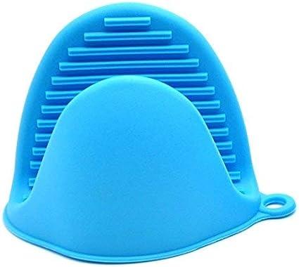 2 Unidades MMBABY Manopla de Silicona para Horno Resistente al Calor