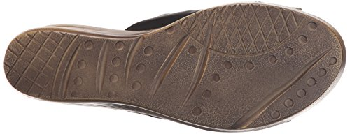 Lips Albany Black Wedge Too 2 Sandal Women Too dpwxqU