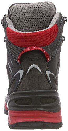 Chaussures De Gtx Hautes Gris graphit rot Randonnée Innox Homme Mid 9717 Lowa IAgtqt
