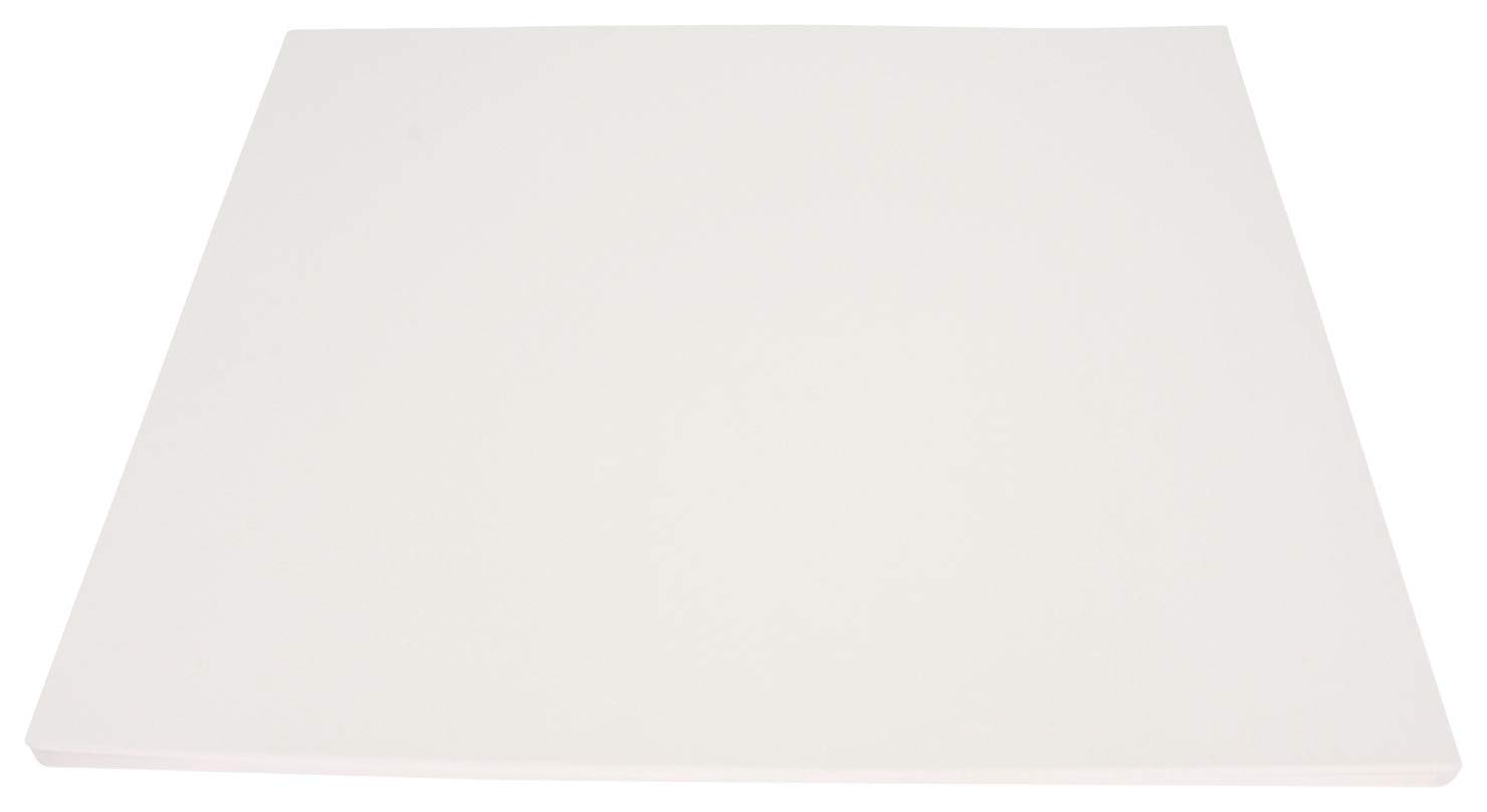 School Smart Railroad Board, 22 x 28 Inches, 6-Ply, White, Pack of 44 (White (Pack of 44))