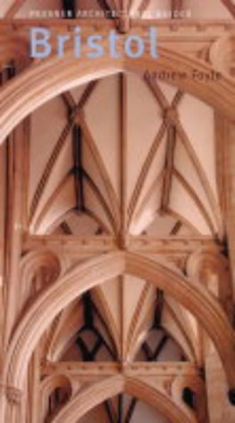 Bristol Pevsner Guide Architectural Guides product image