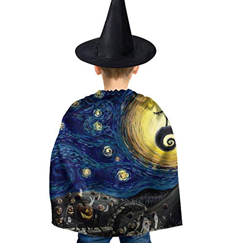 Starry Night Witch Costumes - Nightmare Before Christmas Starry Night Wicked
