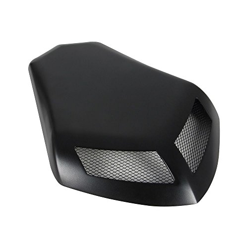 Abs Plastic Hood Scoop - Pilot Automotive CZ-4036 Stealth ABS Plastic Hood Scoop, Black