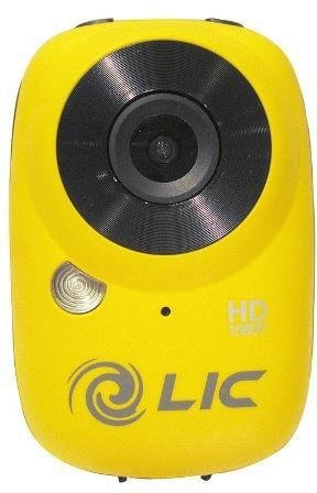 【並行輸入品】Liquid Image Ego Series 727Y Mountable Sport Video Camera with WiFi (Yellow)   B00HIW3Z50