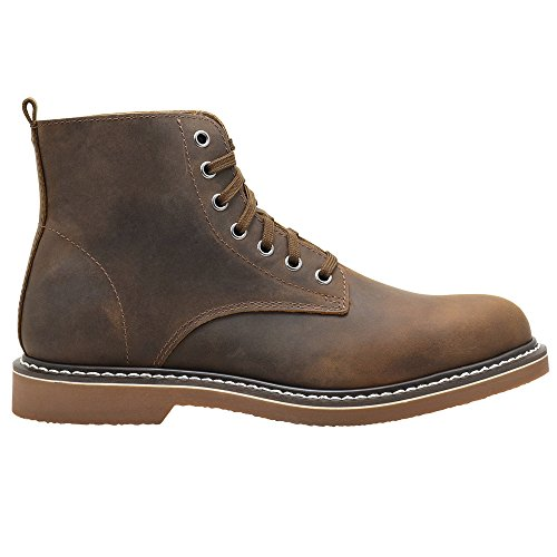 Golden Fox 6 Boondocker Service Boot Pro Brown