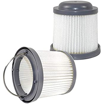4 B/&D 90529367 Black /& Decker FHV1200 BDH2000FL PAD1200 Flex Vac Filter FVF100