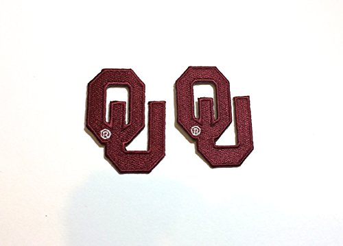 Oklahoma patch sooners patches