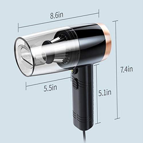 Mini aspirateur Aspirateur de voiture humide sec double usage Portable Mini aspirateur automatique portable Robot pour le nettoyage intérieur et domestique de voiture
