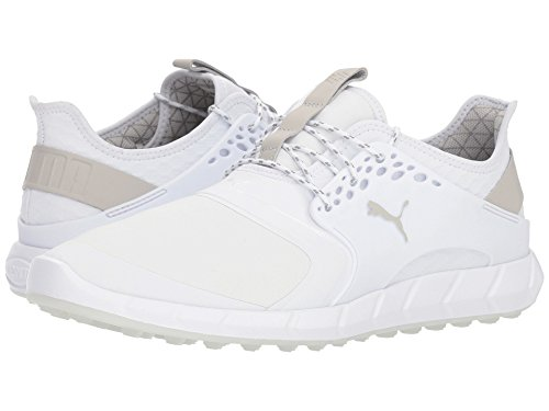 [PUMA(プーマ)] メンズランニングシューズ?スニーカー?靴 Ignite Power Sport Pro Puma White/Puma White 11.5 (29.5cm) D - Medium
