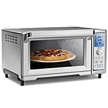 Cuisinart TOB-260C Convection Counter Top Oven, Silver
