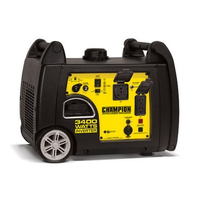 Champion Power Equipment 100233 3400W Inverter Generator