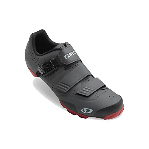 Giro Dark de R Homme Dark Gum MTB Chaussures Noir Multicolore Privateer 000 Red VTT Shadow rxvw4IrS