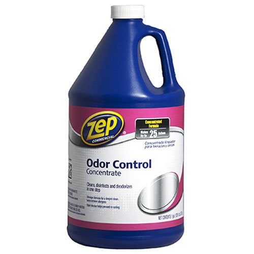ZEP INC.  Odor Control Concentrate, 1 Gallon, No Scent/Odor - 1 Gallon Concentrate