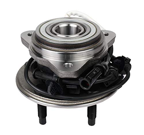 Ford Ranger Wheel Bearing - Autoround 515003 Front Wheel Hub and Bearing Assembly for Ford Explorer/Explorer Sport Trac/Ranger, Mazda B3000/ B4000, Mercury Mountaineer