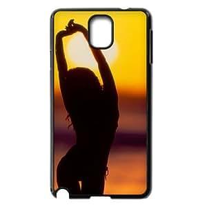 Beautiful Sun New Printed Case for Samsung Galaxy Note 3 N9000, Unique Design Beautiful Sun Case