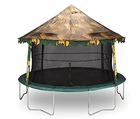 JUMPKING 14u0027 TREE HOUSE TRAMPOLINE CANOPY COVER  sc 1 st  Amazon.com & Amazon.com : JUMPKING 14u0027 TREE HOUSE TRAMPOLINE CANOPY COVER ...