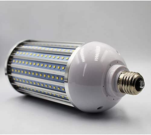 Gym High Bay Lighting 80W Led Corn Light Bulb 6000K Medium E26 Led Bulbs,8000 Lumens 500W Equivalent Bulb for Garage Shop White Warehouse