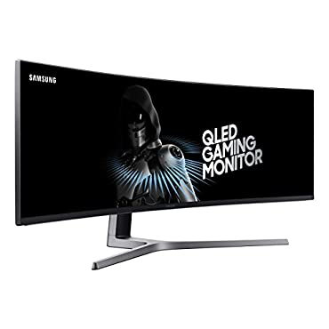 "Samsung LC49HG90DMNXZA CHG90 Series Curved 49"" Gaming Monitor"