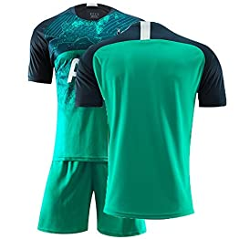 BoFlision Maillots de Football Vierges 2019 Survêtement Survêtement Soccer Suit Soccer Jersey & Shorts Sportswear Survêtement personnalisé de Soccer Jersey