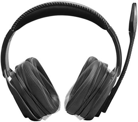 Auriculares para juegos AmazonBasics Pro - Negro 5