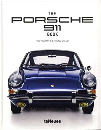The Porsche 911 Book Small Flexicover por René Staud