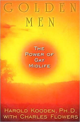 Gay golden man midlife power