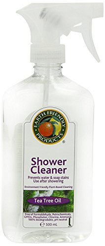 Earth Friendly Products Shower Cleaner Spray - 22 oz - 2 pk