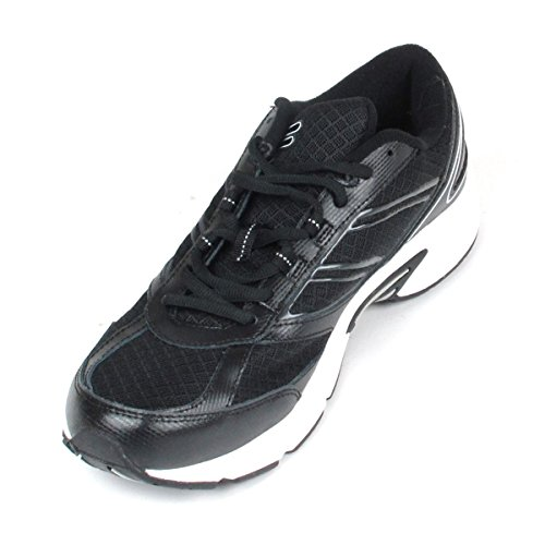 Fila Men's Flux TRX Running Shoe,Dark Silver/Black/Chili Pep