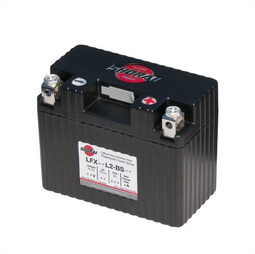 Shorai LFX14L2-BS12 Extreme Rate Lithium Iron Powersports Battery by Shorai