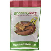 Sincerely Nuts Natural Dried Papaya (Unsulfured) - One Lb. Bag – Delectably Sweet - No Additives - Packed with Healthy Goodness - Insanely Fresh – Kosher Certified
