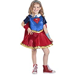 Princess Paradise Super Hero Girls Premium Supergirl