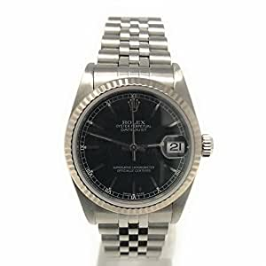Rolex Datejust swiss-automatic mens Watch 78274 (Certified Pre-owned)