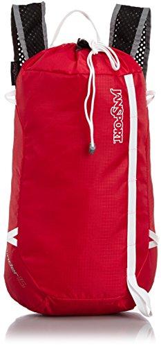 JanSport Sinder 15 Backpack - Red Tape / 18.1H x 9.5W x 5.1D