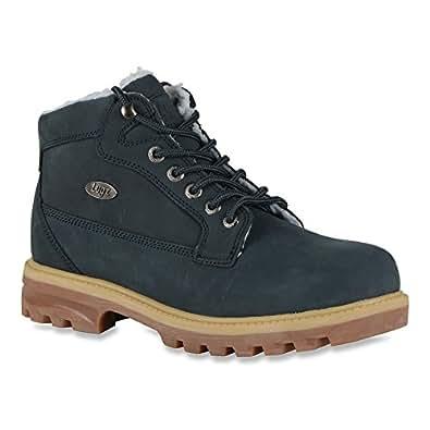Amazon.com: Lugz Men's Brigade Fleece WR Winter Boot: Shoes