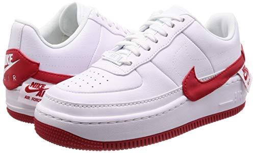Para Af1 W Mujer white Zapatillas Blanco 106 Jester Nike Red University Xx Baloncesto De 50Tn8qpdx