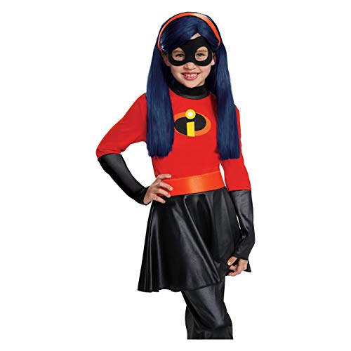 DISNEY The Incredibles 2 VIOLET PARR HALLOWEEN COSTUME WIG!