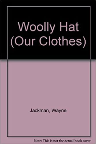 Book Pb Woolly Hat (Our Clothes)