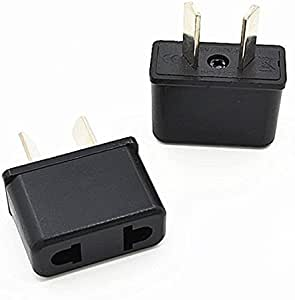 Adaptador de enchufe europeo para Australia, China, etc.: Amazon.es: Bricolaje y herramientas