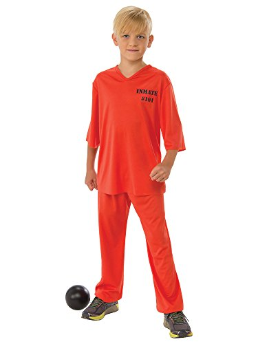 Rubie's Inmate Child's Costume, Medium]()