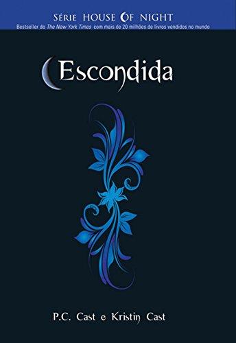 escondida-serie-house-of-night-portuguese-edition
