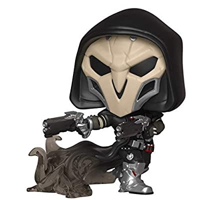 Funko Games: Overwatch - Reaper (Wraith): Toys & Games