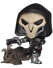 Funko- Pop Vinilo: Overwatch S5: Reaper (Wraith) Figura Coleccionable, (37435)