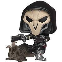 Funko- Pop Vinilo: Overwatch S5: Reaper (Wraith) Figura