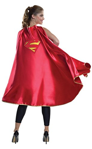 Rubie's Costume Co - Supergirl Deluxe Adult Cape