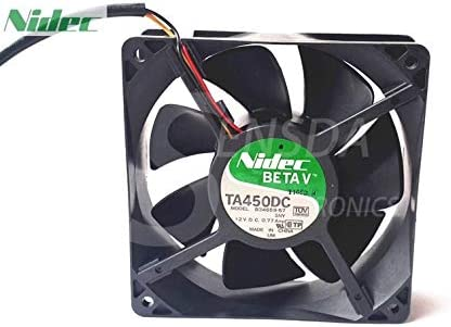 Original For Nidec 12v 0.77A B34659-57 SNY 12038 120x120x38mm 12cm server inverter axial case cooling fans