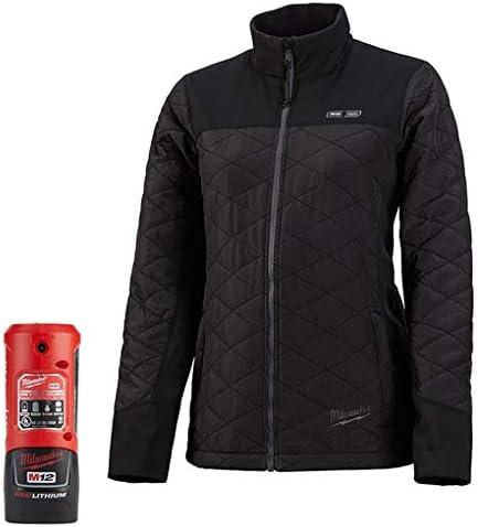 Milwaukee m12 heated women's axis jacket
