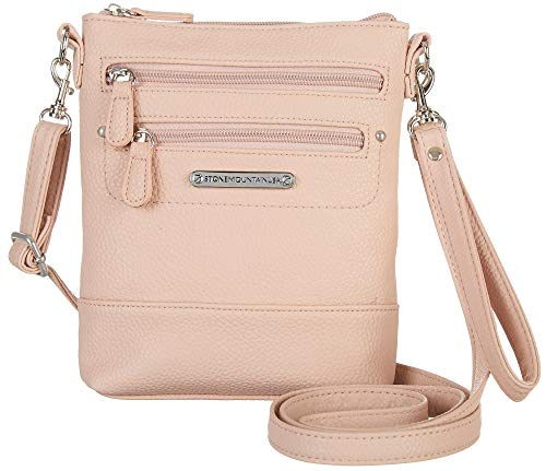 Stone Mountain Crossbody Handbags - 7