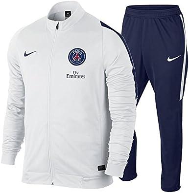 Nike Homme Football Vêtements survêtement PSG Revolution