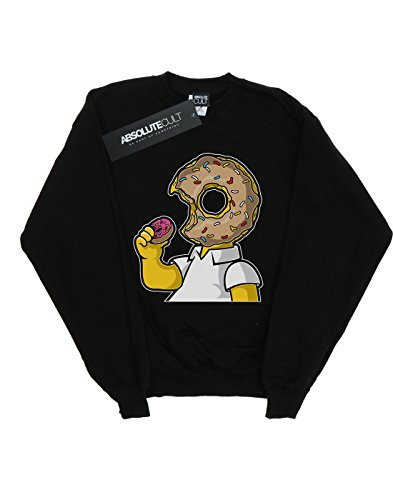 Noir Love Absolute Cult Donuts Homme shirt Drewbacca Sweat 4nagq0x