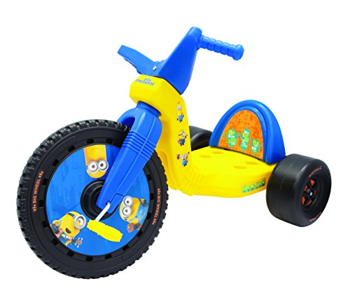 Minions Big Wheel, 16
